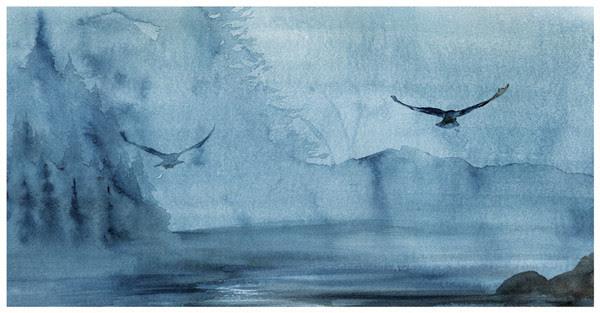 morning mist.macIver